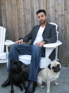 Carlos, Barrie Painter, Orillia